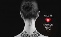 Prezentarea de moda Fall in Love Fashion Walk 2014